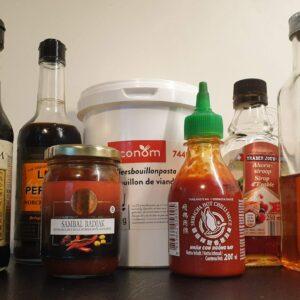 6 smaakmakers