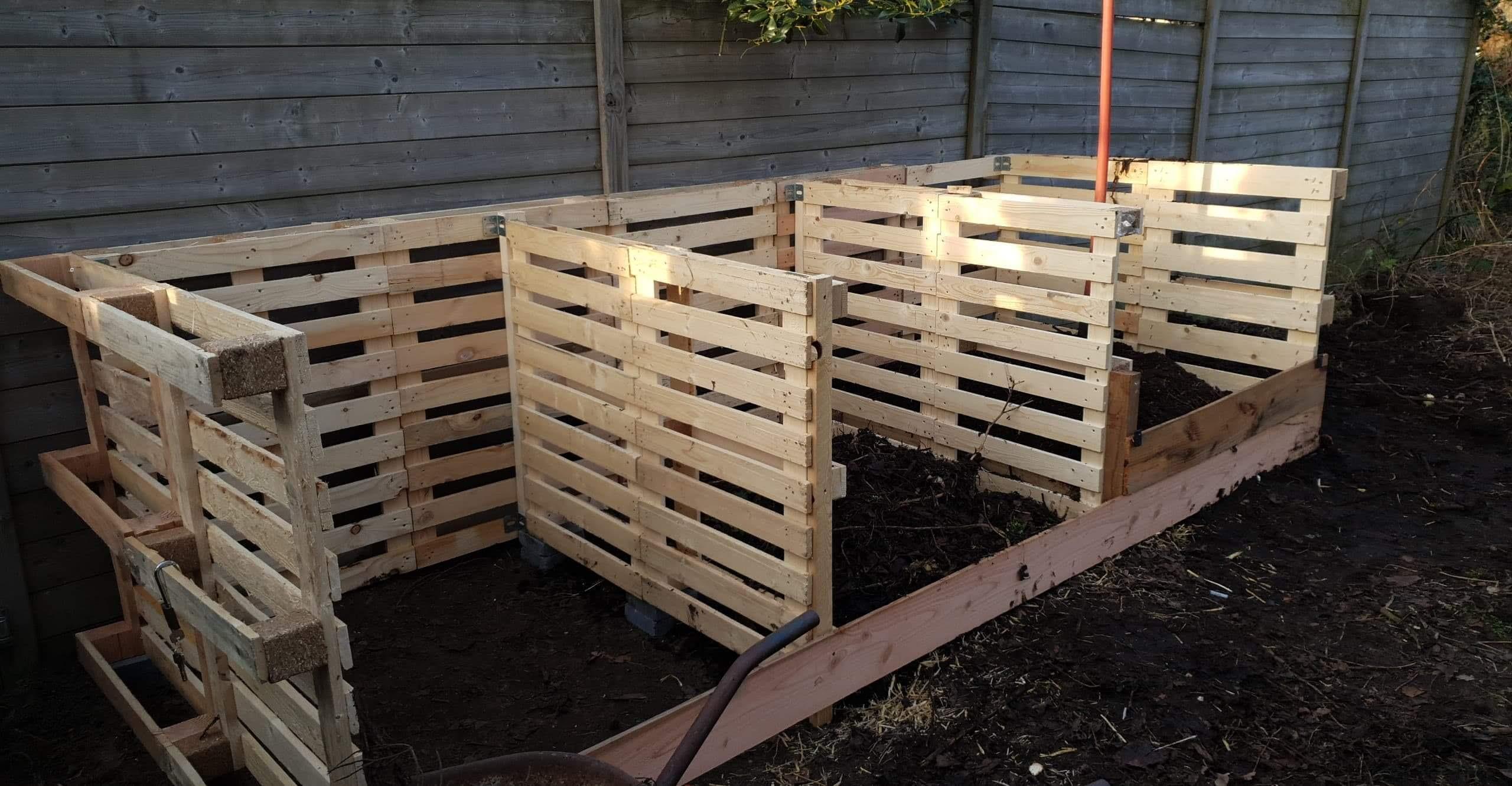 Compostbak maken